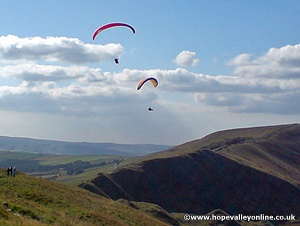 gliding in Hope Valley
