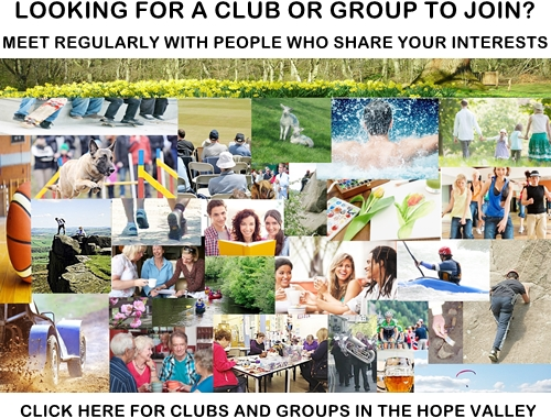 clubs and groups poster