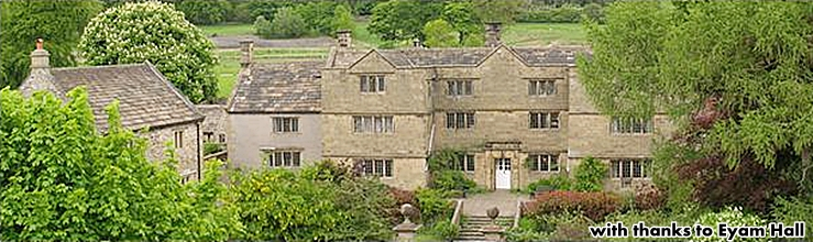 eyam hall official photo