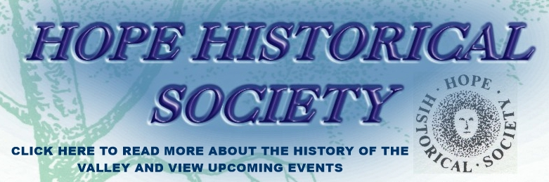 hope historical society