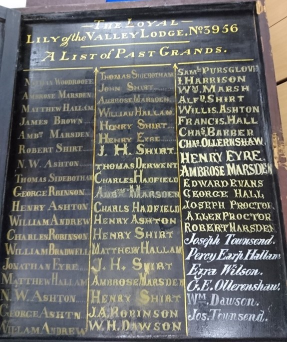 hhs a list of past grands
