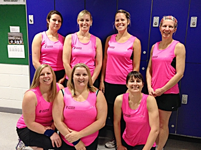 Ultimate Netball Team